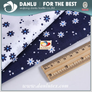 High Density Cotton Poplin Printed Fabric for Fashion Shirt pictures & photos