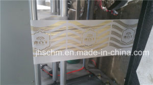 BOPP, Pet, PVC, Aluminum Foil Hot Foil Stamping Machine /Heat Press pictures & photos