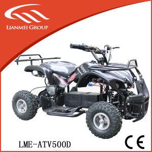 Hot Cheap Mini ATV Quad Lme-ATV500d with Ce Certification pictures & photos