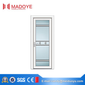 Insulating Glass Chinese Casement Toilet Door pictures & photos