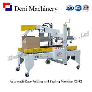 Automatic Box Folding and Sealing Machine Fx-02 pictures & photos