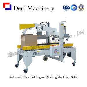 Automatic Box Folding and Sealing Machine Fx-02