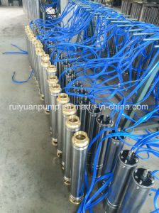 4sdm Brass Outlet Deep Well Submersible Pump for Vietnam pictures & photos