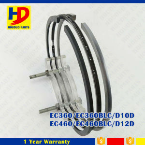 D12D Excavator Engine Piston Ring for Volvo Engine Ec360 Ec460 pictures & photos