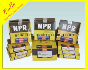 Npr Piston Ring for Excavator Enigne 4D95 (Part Number: Ydk04-024AA) pictures & photos
