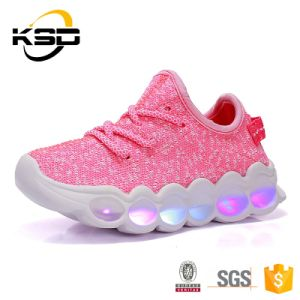 New Product Custom Glow Casual Shoes Fashion Best Quality LED Party Dance Shoes Olympic pictures & photos