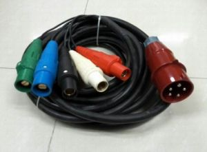 63A C Form to 400A Camlock Extension Wire pictures & photos