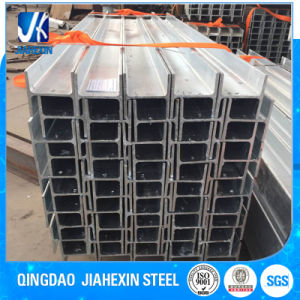 Factory Price Hot Dipped Galvanized I Beam H Beam with Install Slots pictures & photos