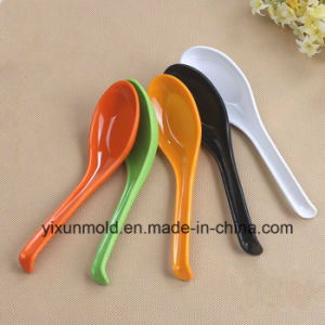 Customized Food Grade Coffee Disposable Plastic Spoons for Meal pictures & photos