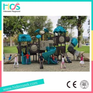 New Jungle Kids Plastic Outdoor Playground for Sale (HS09901) pictures & photos