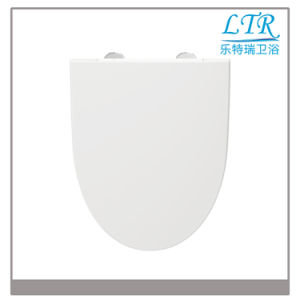 Bathroom Duroplast Slow Close Toilet Seat pictures & photos