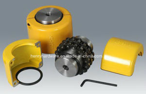 Various Chain Couplings with ISO9001 Certificate for Shaft Coupling pictures & photos