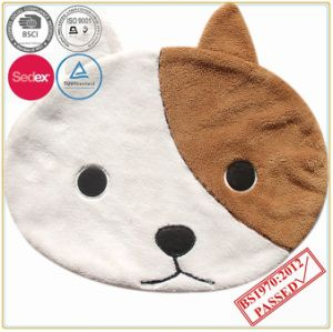 Kids Hot Water Bottle with Novely Flat Animal Cover pictures & photos