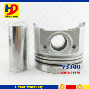 Diesel Engine Spare Parts V3300 Piston OEM (1C010-21110, 1G527-2111-0) pictures & photos