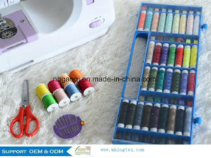 Household Sewing Kit Set in Plastic Case pictures & photos