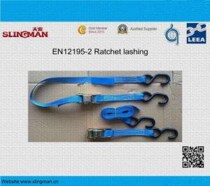 En12195-2 Ratchet Tie Down (TS-L12-05) pictures & photos