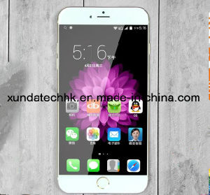 China 3G Smartphone Quad Core Mtk Solution 5.5 Inch 6s pictures & photos