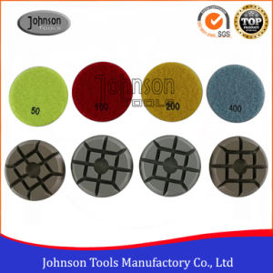 75mm Diamond Concrete Polishing Pad pictures & photos