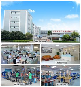 2016 High Efficiency Ho Brand, Manual Ultrasonic Medical Hose Sealing Machine pictures & photos