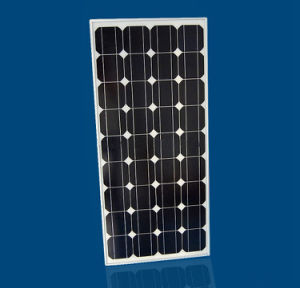 75W Monocrystalline Silicon Sunpower Solar Panel Suit for Solar Street Light