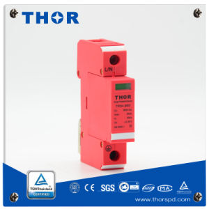 100ka AC Power Surge Arrester Surge Protector with CE pictures & photos
