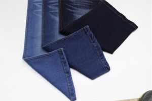 Rayon Cotton Polyester Spandex Denim pictures & photos