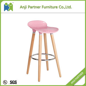 Modern Custom Colors Design Fixed Height Plastic Bar Stool Chair (Barry) pictures & photos