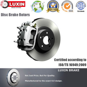 OEM Replacement Auto Parts Car Brake Disc pictures & photos