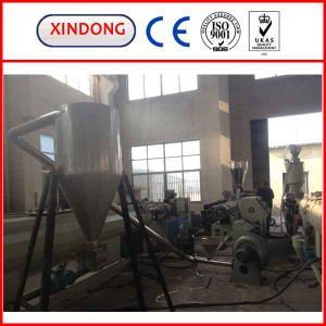 500kg/H PVC Granulator PVC Recycling Pelletizing Machine pictures & photos