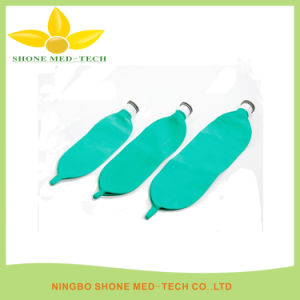Medical Supplies Green Breathing Bag pictures & photos