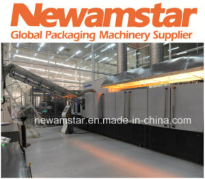 Newamstar Automatic Blowing Machine for Dairy Water Drink Bottles pictures & photos