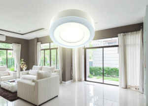 16W Surface Mounted Double Color Round LED Panel Lamps pictures & photos