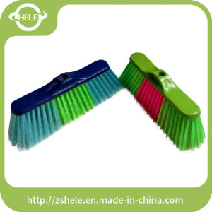 Household Cleaning Tools for Plastic Broom (HL-B109) pictures & photos