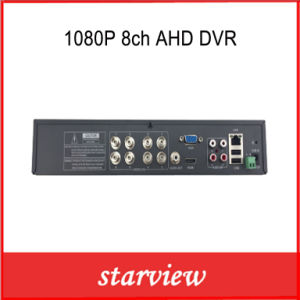 1080P 8CH Ahd DVR pictures & photos