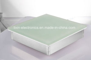 500*500*RGB Glass LED Tile Brick Floor Light with Ce/RoHS/EMC Approval pictures & photos