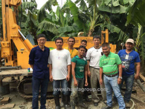 Hfw200L Crawler Type or Truck Mounted Water Well Drilling Rig pictures & photos