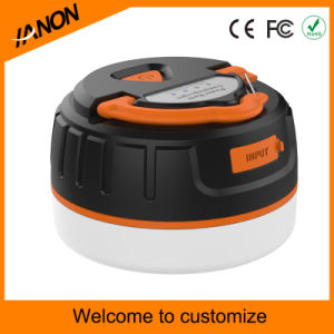 Rechargeable Camping Light 5 Modes Waterproof Emergency Light Camping LED Lantern with Super Magnet Power Bank pictures & photos