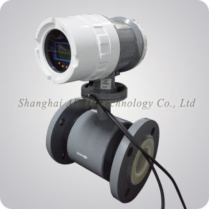 Chemical Industrial Sewage Electromagnetic Flow Meter pictures & photos