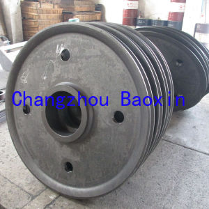China Wire Rope 2200t Floating Crane Sheave - China 2200t Floating ...
