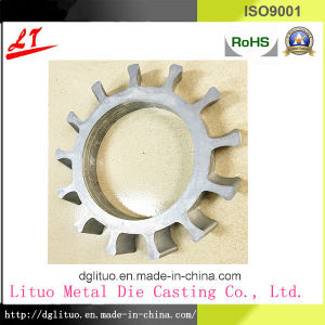 OEM CNC Machining Universal Aluminum Die Casting Wheel Hub for Mechanical/Auto Parts pictures & photos