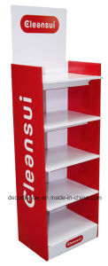 Cardboard Floor Display Stand Paper Display Shelf Pop Display pictures & photos