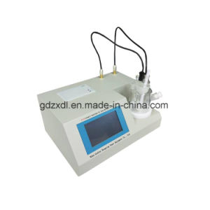 Automatic Oil Moisture Meter pictures & photos