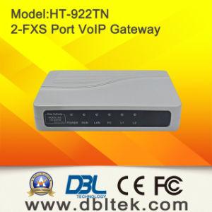 2 FXS VoIP Gateway (HT-922) (HT-922T) pictures & photos