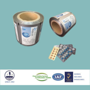 Fssc22000 Certified Composite Film for Pharmaceutical Packaging pictures & photos