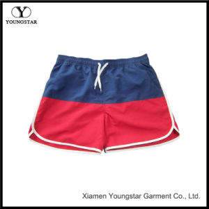 Womens Beach Shorts Red White and Blue Boardshorts Swim Trunks pictures & photos