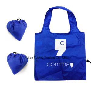 Soft 210d Polyester Foldable Tote Shopping Bags for Ladies (YY210SB002) pictures & photos