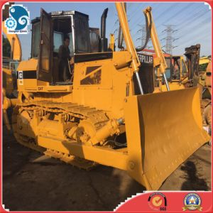 230HP Hydraulic Transmission Yellow Color Used Bulldozer for Caterpillar Road Machinery (D7G) pictures & photos