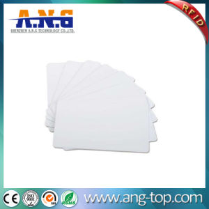 Blank White RFID Hotel Key Card for Vingcard Lock pictures & photos