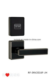 Water-Proof Digital Door Lock Compatible with RFID Snd MIFARE Card for Hotel and Office, Hotel Electronic Door Cylinder Lock pictures & photos