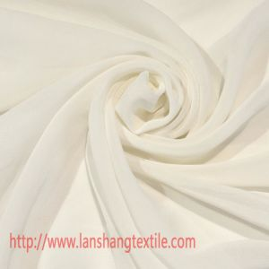 Chiffon Polyester Fabric for Dress Blouse Scarf Cloth pictures & photos